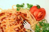 Spaghetti 12 poster