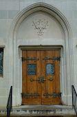 Gothic Church Doors 2