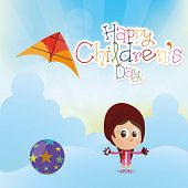 picture of girl toy  - a winter landscapes with boys or girls text and toys - JPG