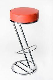 stock photo of stool  - Bar Stool - JPG