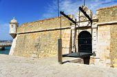 stock photo of lagos  - Fortress of Lagos - JPG
