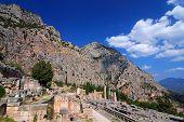 Delphi Ancient Ruins