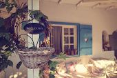 foto of guest-house  - Capture of Welcome sign at beautiful house - JPG