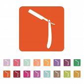 pic of razor  - The razor icon - JPG