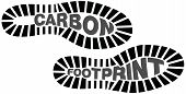Carbon footprints with words