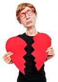 Heartbroken nerd