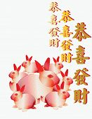 A greeting for Chinese New Year 2011