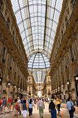 Spain, Milan. trade center.