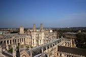 All Souls College Oxford University 2 poster