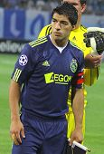 Luis Suarez Of Afc Ajax
