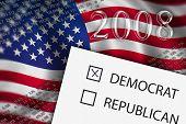 Vote 2008 Concept