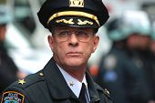 NYPD Deputy Chief Michael Quinn