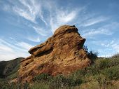Chumash Trail Geology
