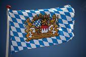 Bayerische flag