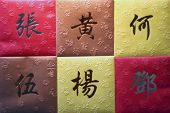 Chinese New Year Lucky Money Envelopes