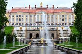 picture of romanov  - The Grand Peterhof Palace in St - JPG