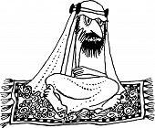 Vuelo Árabe
