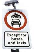 No Cars Or Motorbikes
