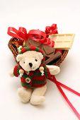 Teddy Bear. Gift Of San ValentíN