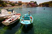 Fishing Boats In Assos, Kefalonia