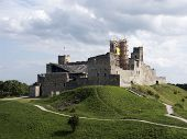 Medieval Castle In Rakvere poster