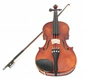 Violin And Bow