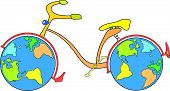 Bicycle Globe