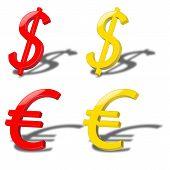 Valuta Euro Dollaro