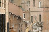 Ancient Buildings Of Vatican City