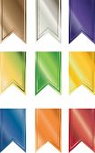 Primary Colored Pendant Banners