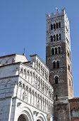 The Duomo di San Martino in Lucca