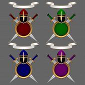 Armor Knight. Set