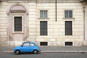 Rom-Oldtimer-Auto