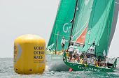 Groupama Mark Rounding, From The Stern