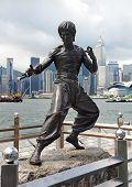 Bruce Lee Monument