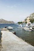 Symi Island Harbor