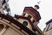 pic of milan  - Santa Maria presso San Satiro church in Milan - JPG