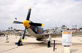 Museum Of The Air Force Of The Israel Defense Forces. North American P-51D
