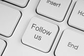 Follow us button