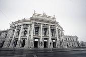 Hofburg Theater, Vienna, Austria