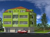 House / Hotel