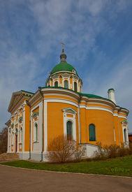 stock photo of beheaded  - Orthodox church of Beheading of Saint John the Baptist  - JPG