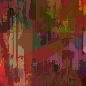 Grunge vintage background. Vector illustration