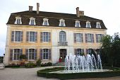 Gourmet Restaurant at Chateau de Pommard winery in France