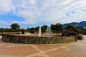 Fountain of Peace at Nagasaki Peace Park
