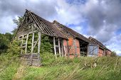 Ruined Warwickshire Barn
