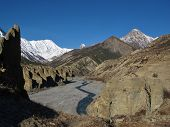 Beautiful Annapurna Conservation Area