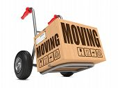 pic of hand truck  - Moving  - JPG