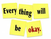 Everything Will Be Okay Reassurance Problem Solution