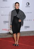 LOS ANGELES - DEC11:  Judy Reyes arrive to Women in Entertainment Breakfast 2013  on December 11, 2013 in Hollywood, CA